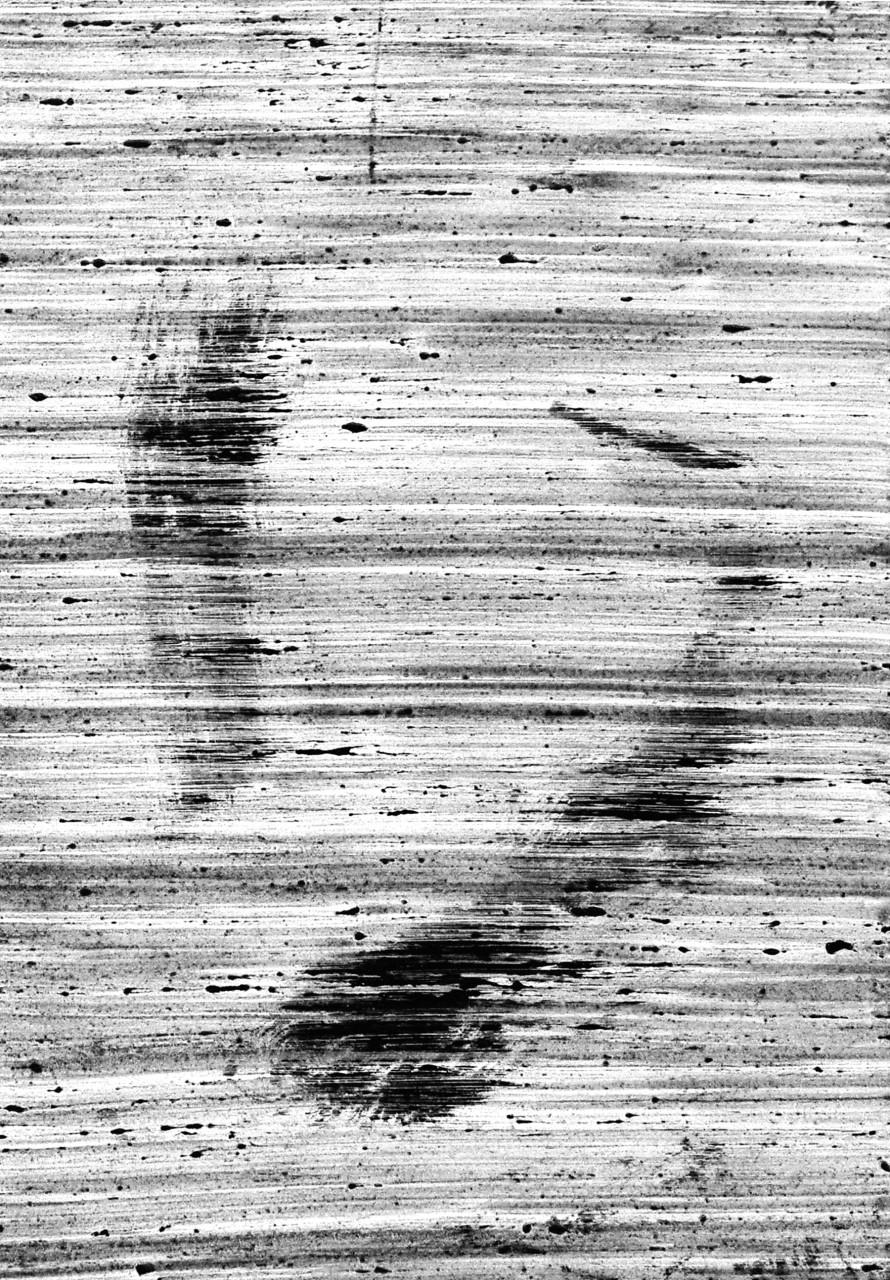 608, 2015 smalto su cartoncino 40x28 cm