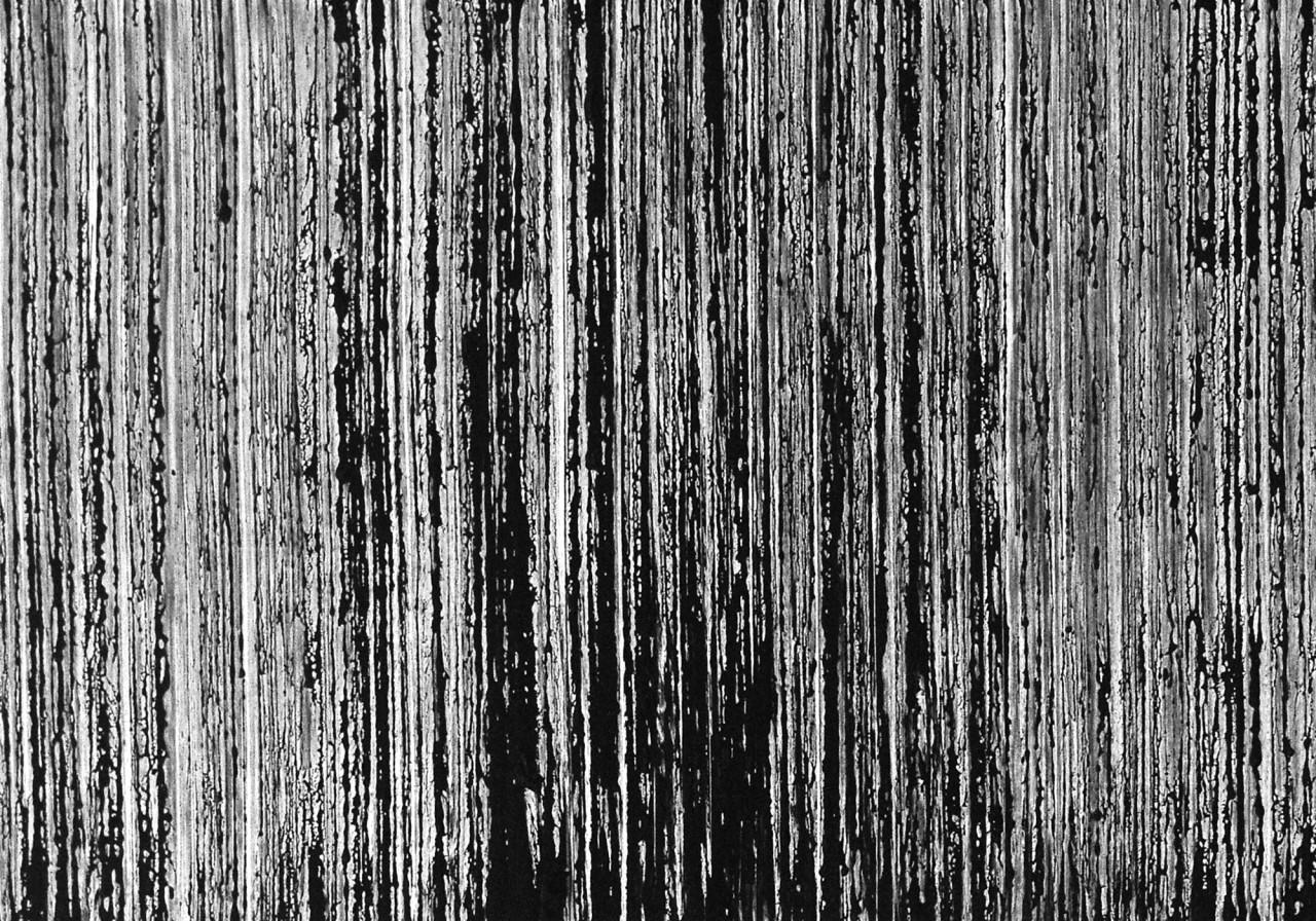 591, 2015 smalto su cartoncino 28x40 cm