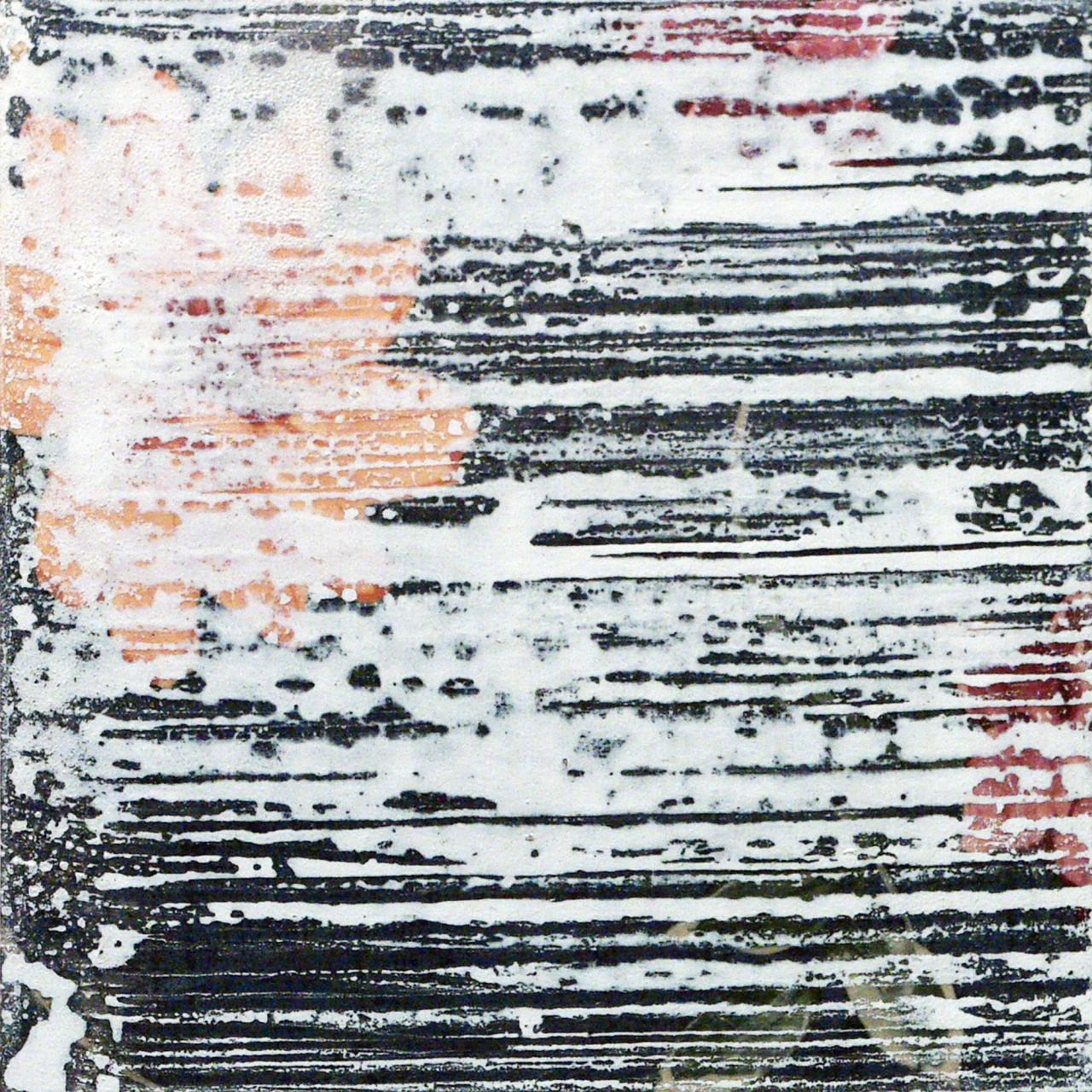 623.2, 2015 tecnica mista su tavola 23x23 cm