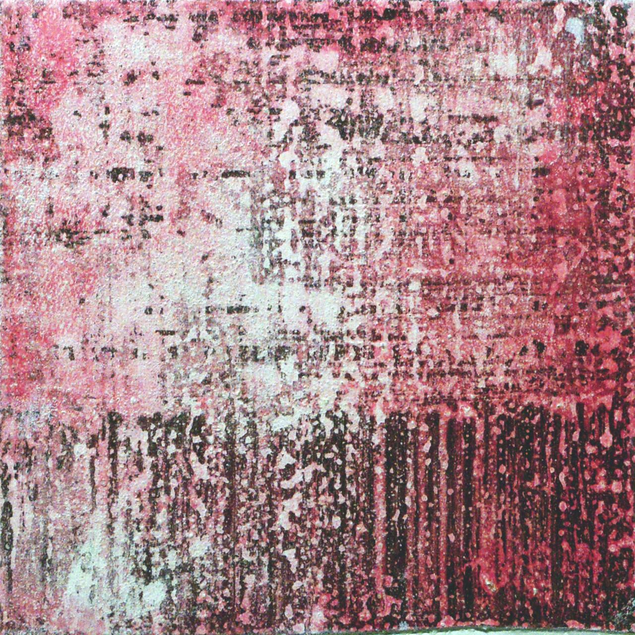 623.8, 2015 tecnica mista su tavola 23x23 cm