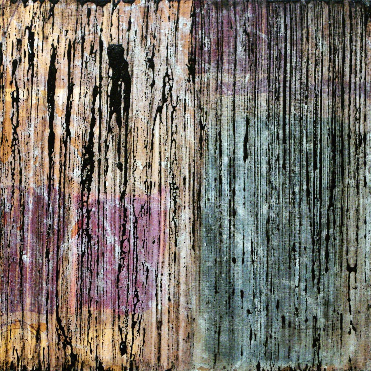 626, 2015 tecnica mista su tavola 30x30 cm