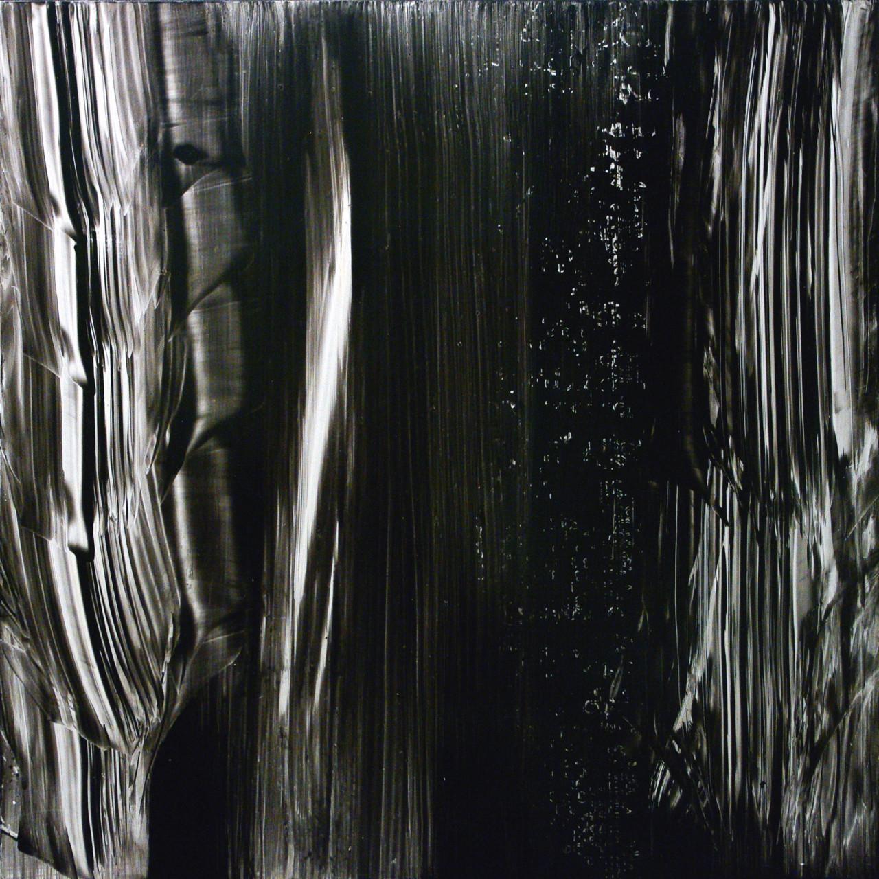 636, 2015 olio su alu-dibond 60x60 cm