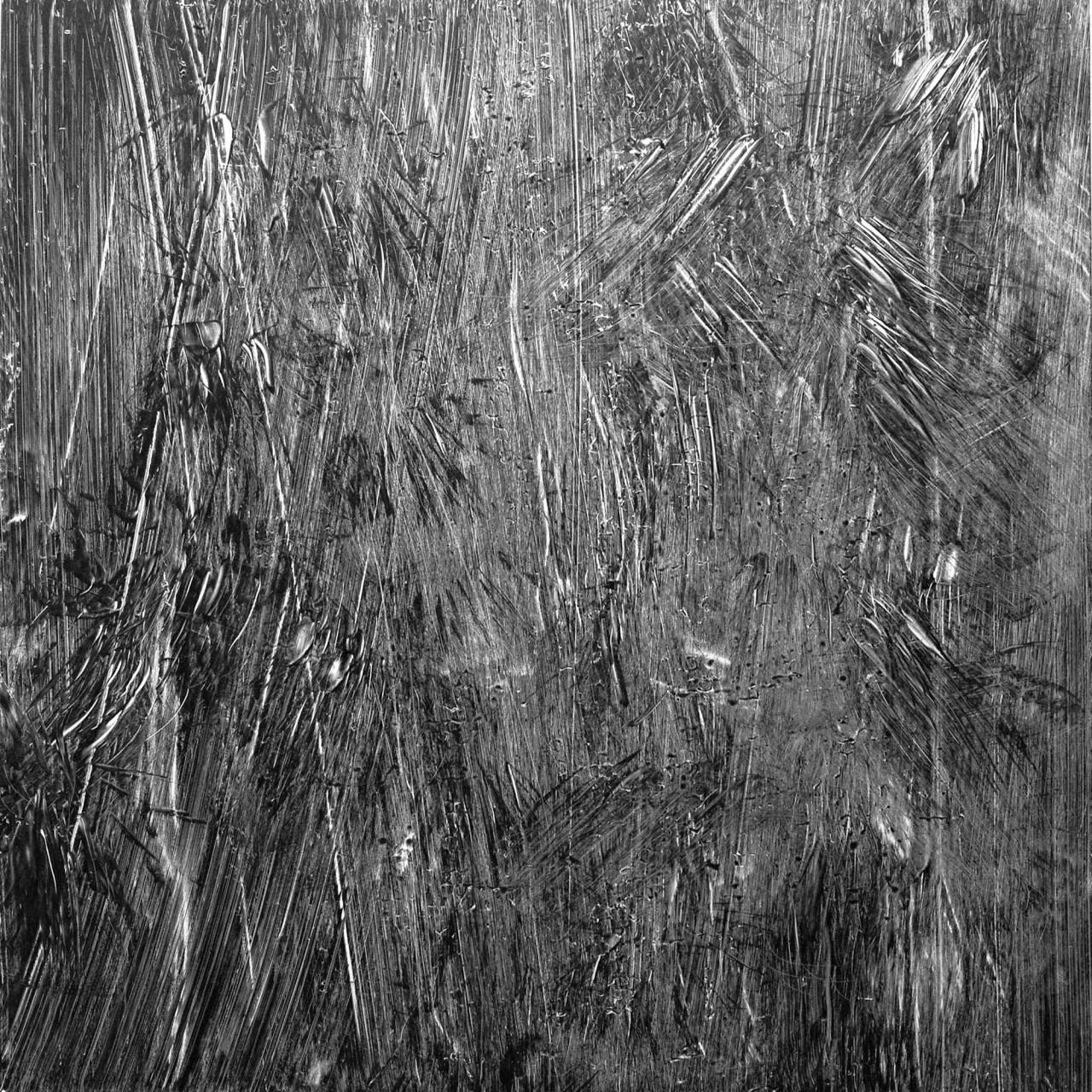640, 2015 olio su alu-dibond 100x100 cm