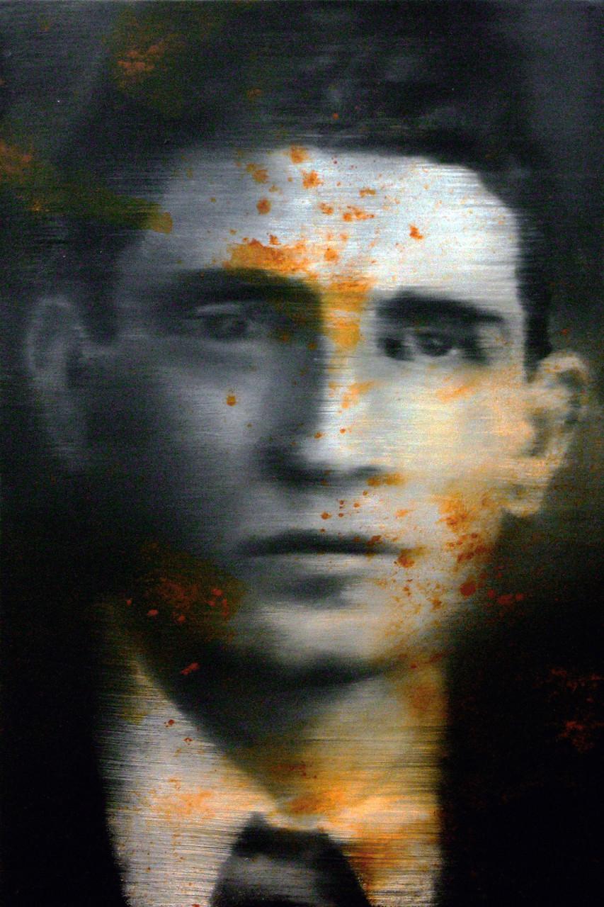 Andrea Caslini (Rocco), 2015, olio su tela 60x40 cm