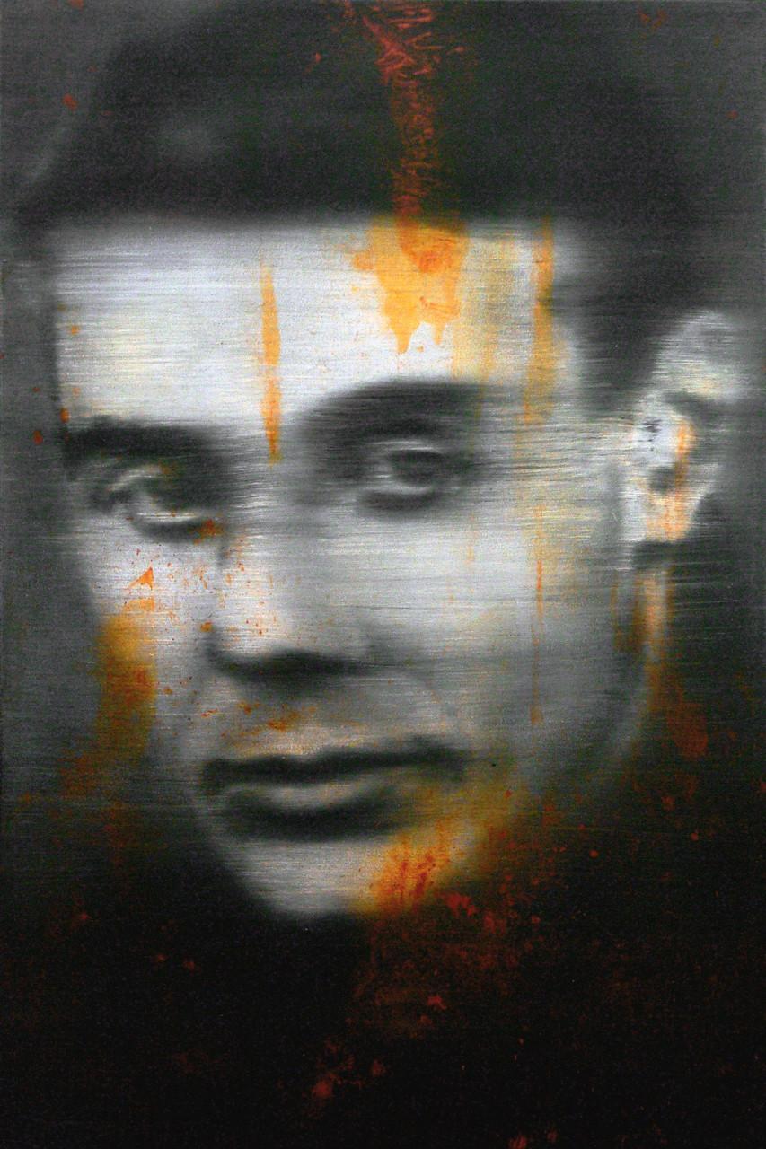 Giorgio Paglia, 2015, olio su tela 60x40 cm